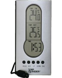 Minder Research, Inc Fridge/Freezer Dig Thermometer Mri Mri122Ag