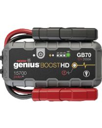 The Noco Company Jump Starter-Boost Hd 2000A Ncc Gb70