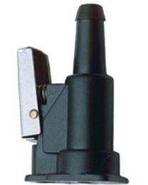 Scepter Connector 3/8  Barb Female Sce 05822