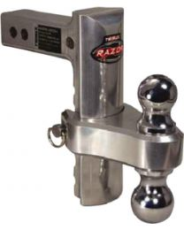 Trimax 4In Adjust Al-Rp Ball Mount Trx Trz4Alrp