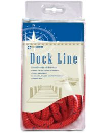 Unicord 1/2  X 10' Twisted Dock Line Unc 442577