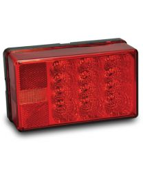Wesbar 8-Funct Taillight Lft/Rd Side Wes 271585