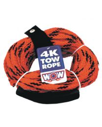 Wow Watersports 4K 60' Tow Rope Wow 113010