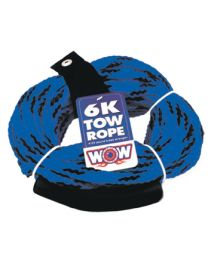 Wow Watersports 6K 60' Tow Rope Wow 113020
