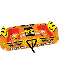 Wow Watersports Faceoff 4 Person Towable Wow 151050