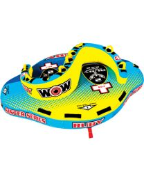 Wow Watersports Ruby 2P Sister Towable Wow 151060