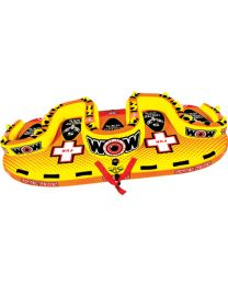 Wow Watersports Tootsie 5P Sister Towable Wow 151090