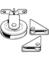 The Worth Company Swivel Pulley & Line Guide Wrh 15100